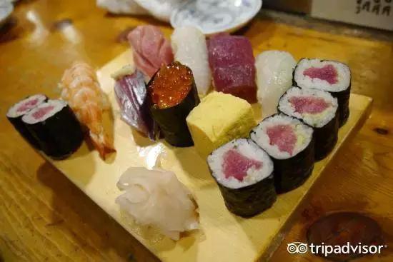 幼儿园手工制作假寿司