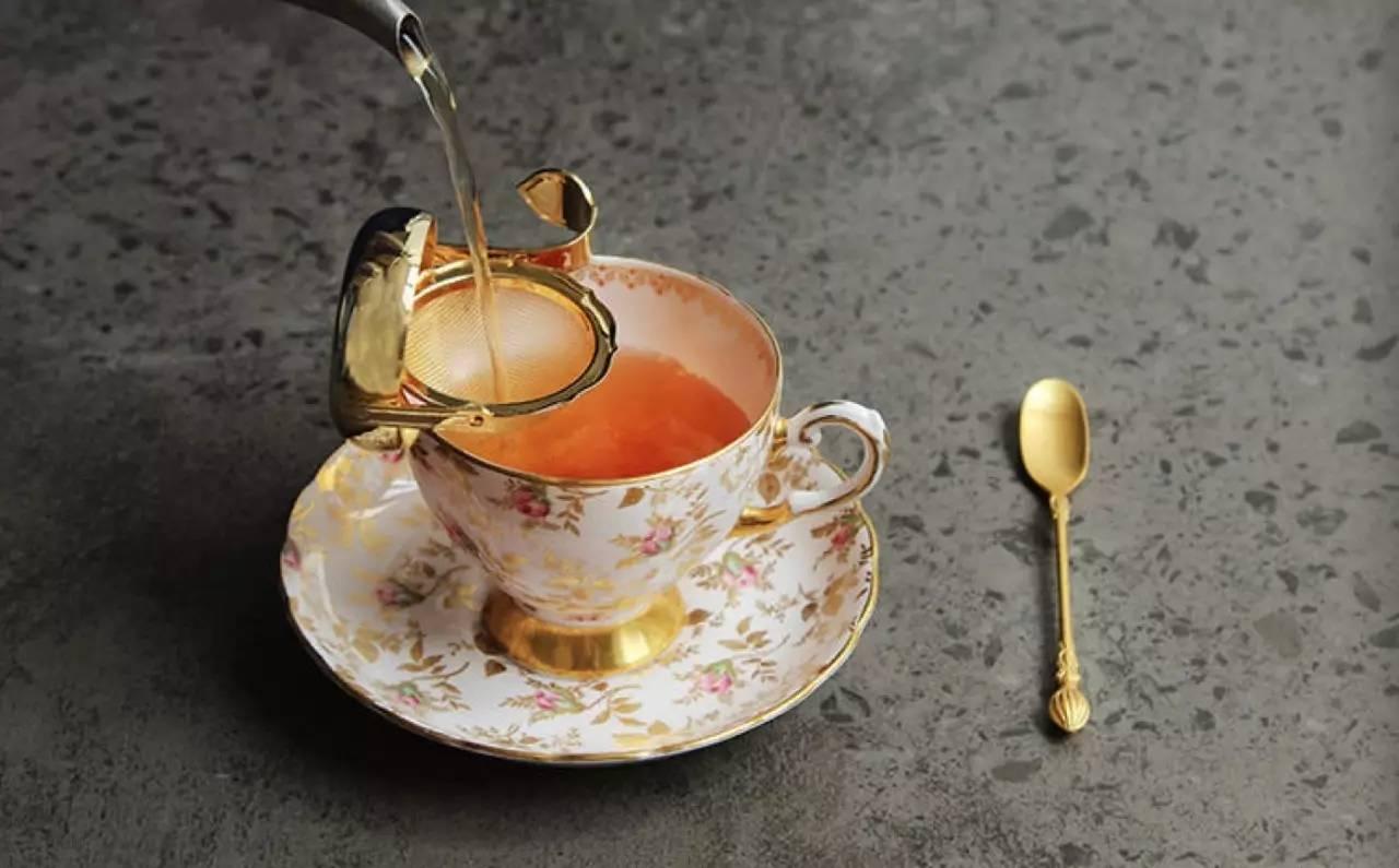 茶事 大吉岭茶的麝香葡萄味