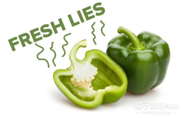 超意外真相 为什么青椒会有3种颜色 原来我被骗了这么久