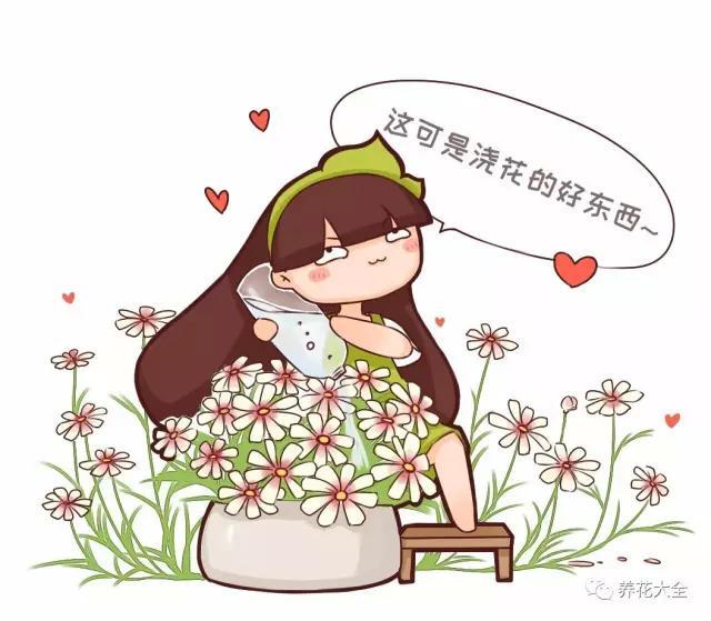 diy花盆手绘图案 卡通