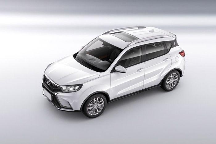 陆风X2车型配置信息曝光 或于今年7月上市