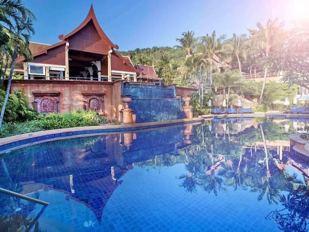 普吉岛选酒店指南   比《欢乐颂2》里小包总的奢华更