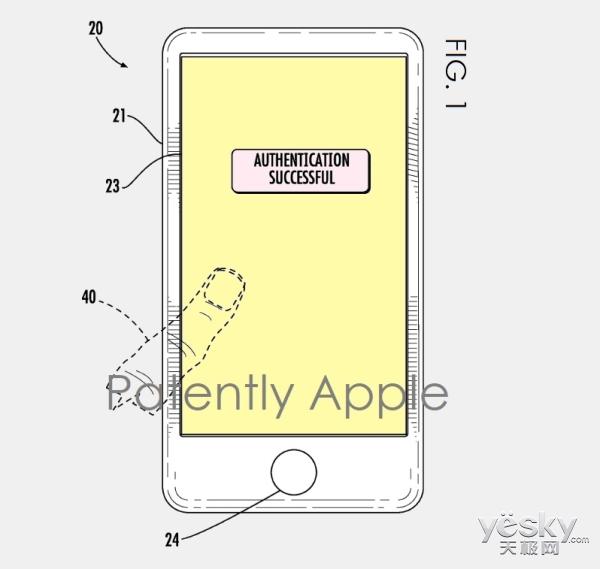iphone8外形确认 无边框 屏幕内指纹