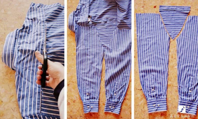 裤子颜色画画