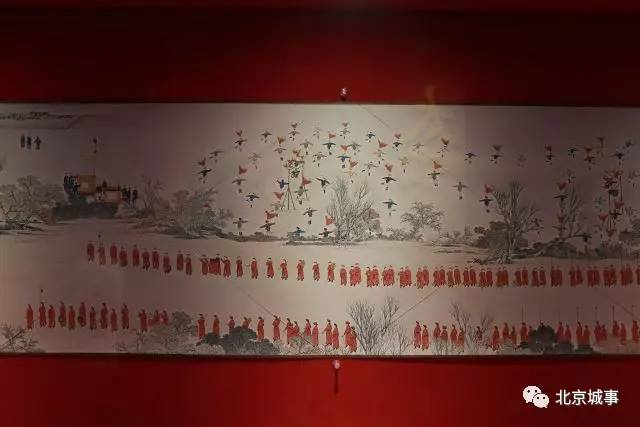 逛逛_被仿膳饭庄占用57年的北海漪澜堂免费市民可欣赏乾隆版《陋室铭》!