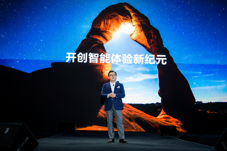 突破科技美学的边界 三星Galaxy S8|S8+耀世亮相中国