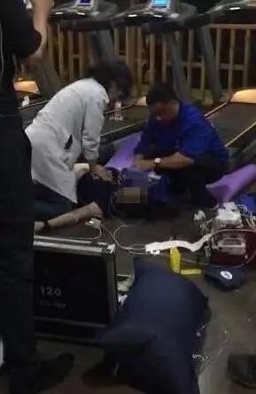 昨晚杭州一女子健身房跑步意外死亡! 医生:这