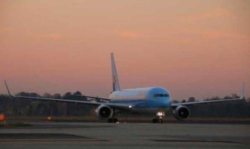 济南—米兰航线今日首航