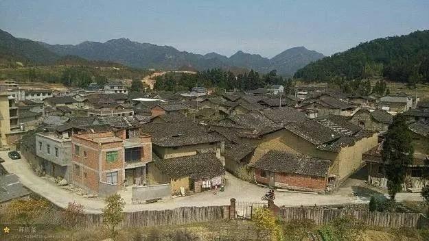 宁德市古田县城东街道桃溪村 拥有近千年历史的桃溪村坐落在古田县