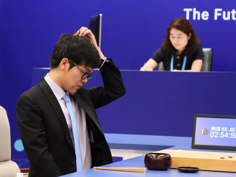 AlphaGo赢了柯洁一局,下一个被AI入侵的领域会是什么?