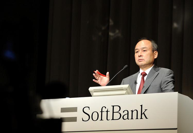 masayoshi son softbank ARM