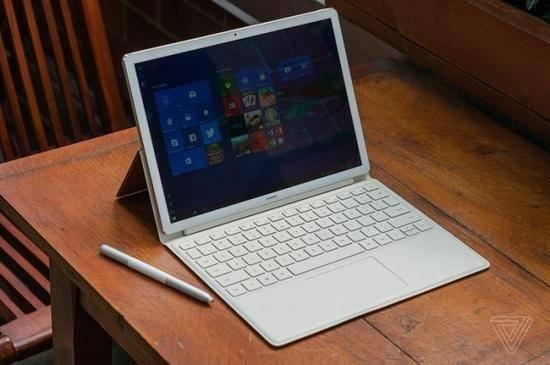 华为发布了3款MateBook,现在发力笔记本市场还来得及?的照片 - 2
