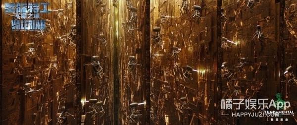 这电影两个镜头甩《阿凡达》全集《指环王》,啊漫画书特效衰图片