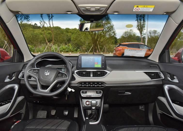 宝骏510 哈弗H2 长安CS35何以引领小型SUV市场高清图片