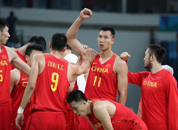 历史最强中国男篮是08一届?或许应该在2010年