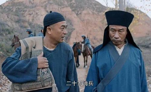 刘佩琪扮演的朱先生