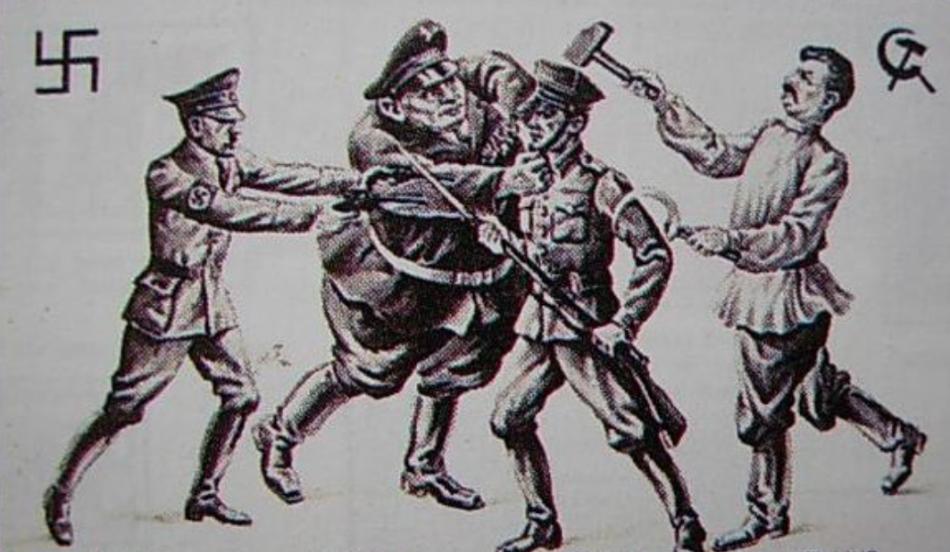 苏德进攻波兰