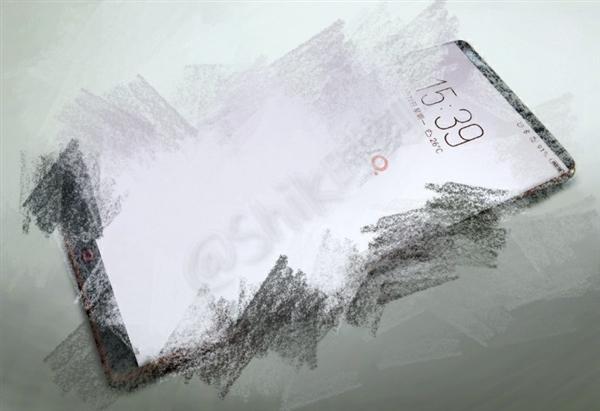 国产骁龙835机皇!nubia Z17正面照曝光:霸气全面屏