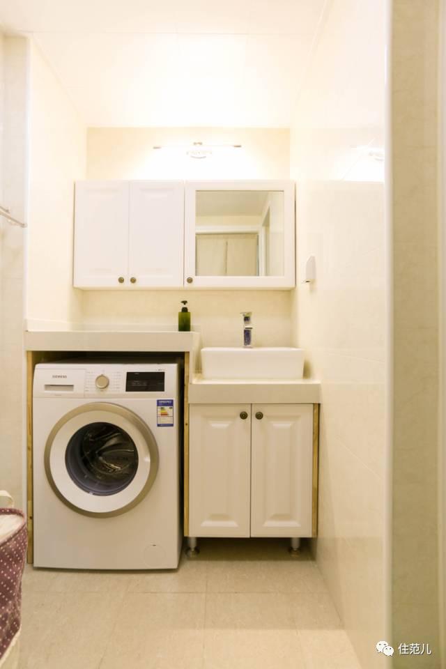 马桶移位 洗手台外置 四式分离,小户型卫生间最全改造攻略