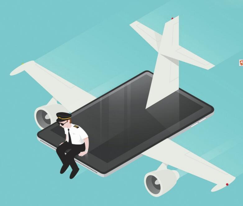 重新定义出行方式航美集团入局空中WiFi