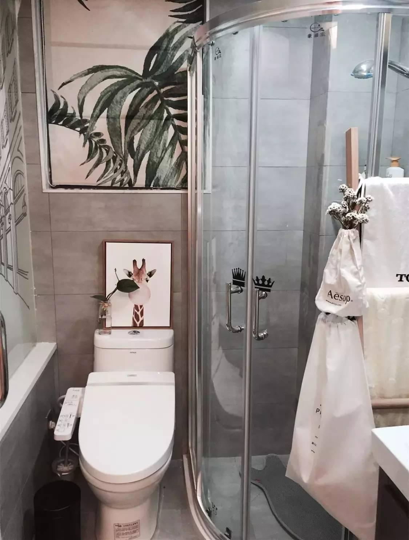 厕所 家居 设计 卫生间 卫生间装修 装修 1125_1487 竖版 竖屏