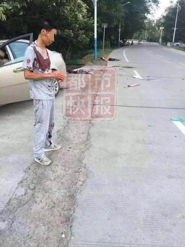 今早温州一男子当街杀害一对母子,但家属说杀错人了……