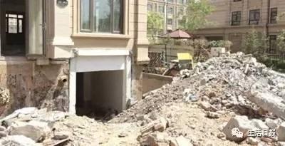来真的了!济南这67户业主房产被冻结!再不拆违建,断水断电断气!