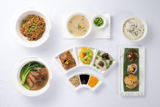 """海南航空将五星级餐厅高端私厨式服务搬上飞机,推出独具特色的""""云端空厨""""产品"""
