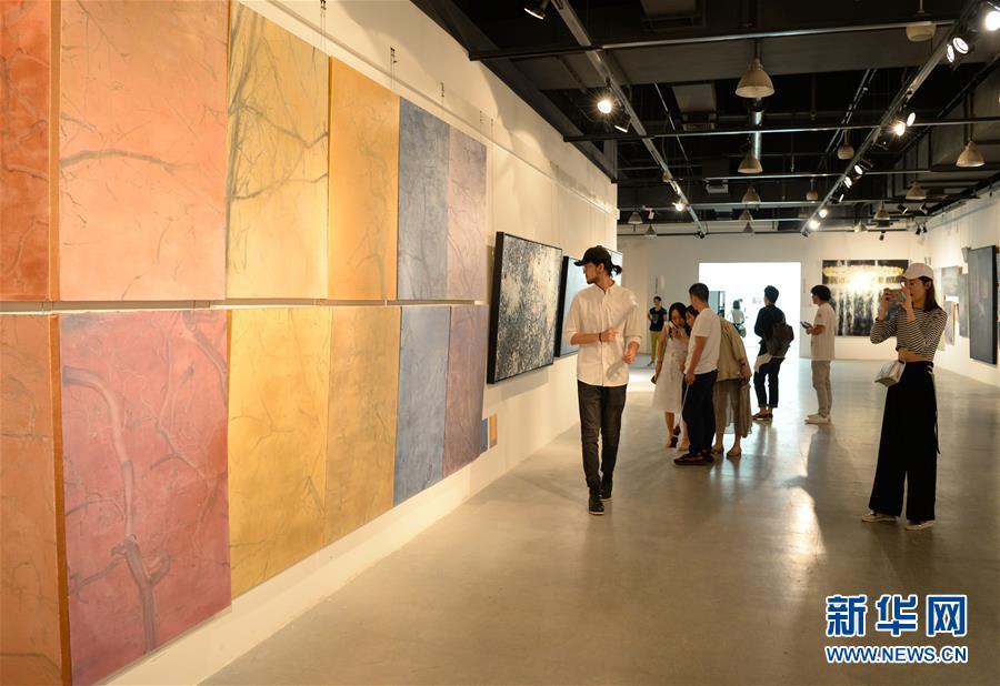 西安美术学院举办2017本科毕业生作品展