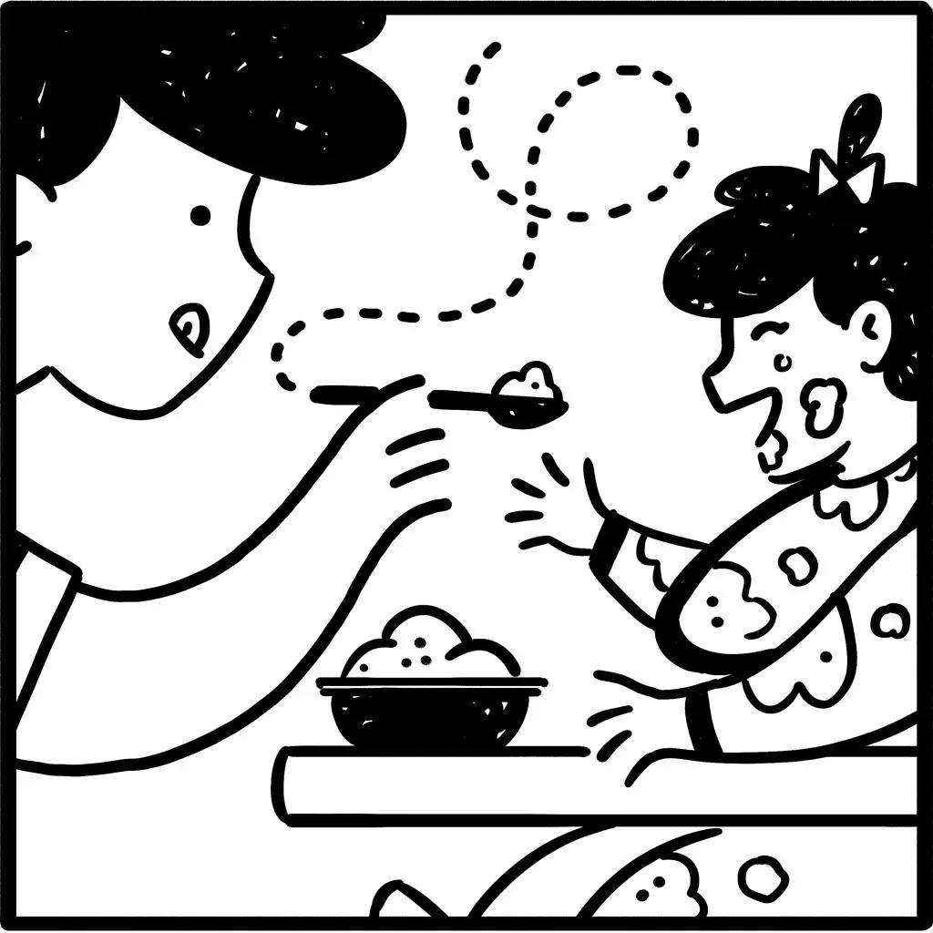 作家 卡通简笔画