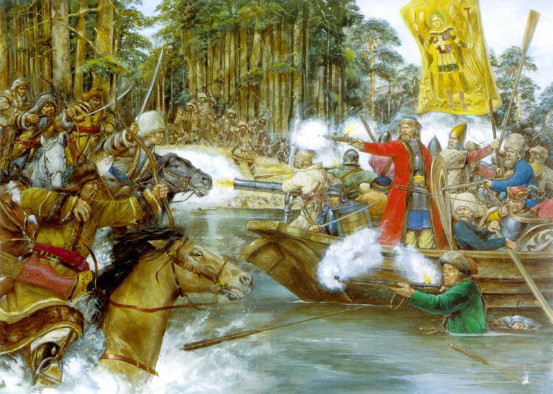 第一个入侵黑龙江的俄罗斯远征队:133人互相吃