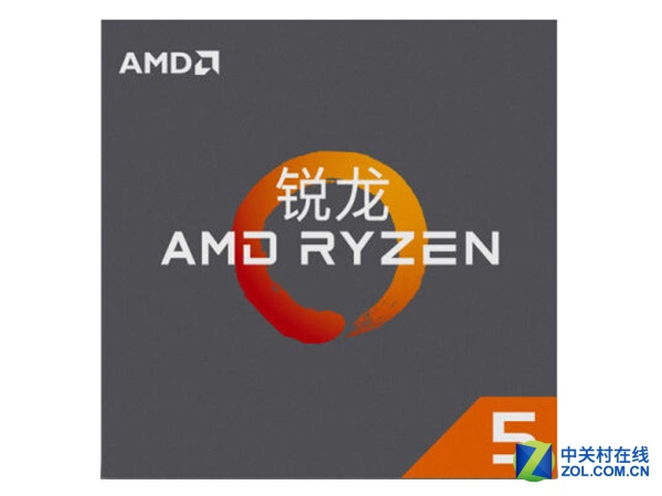 战全系i5 锐龙Ryzen 1500X京东开售