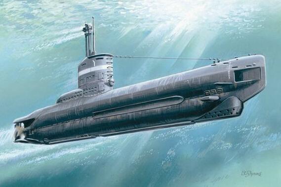 艇长上一次厕所竟葬送了整个潜艇 50人跳海逃命