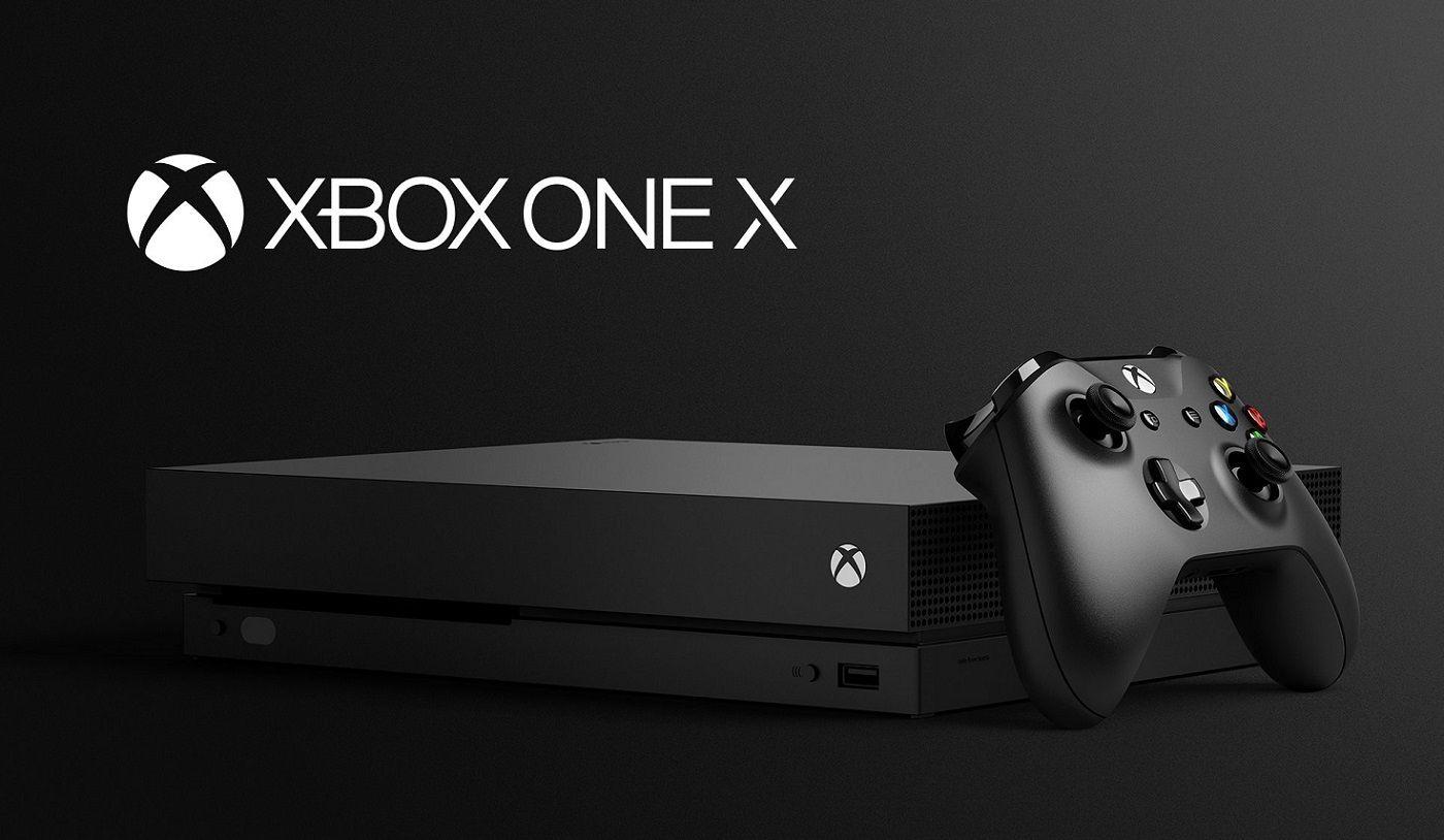 22 款独占游戏加持,微软发布「世上最强主机」Xbox One X