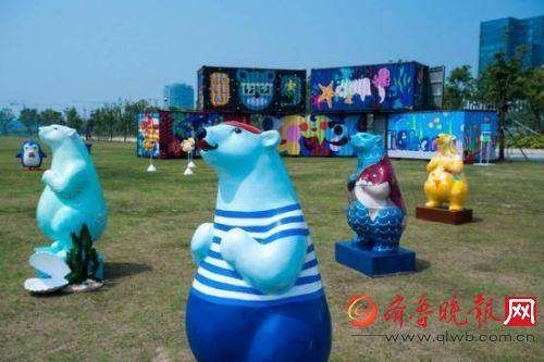 风车艺校去青岛的图片