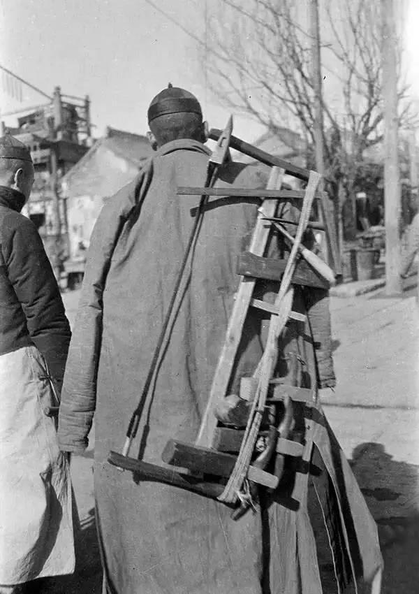 美国人甘德为中国留下的6000张珍贵历史照片