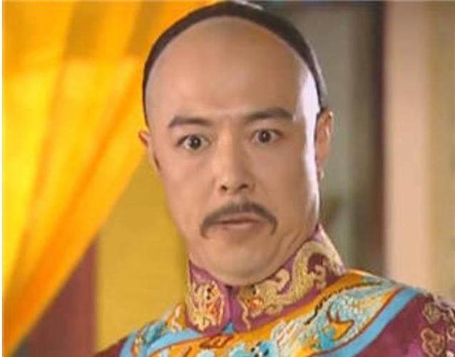 《武媚娘传奇》中,张丰毅饰演皇帝李世民,对此张铁林颇有不满,有话要图片