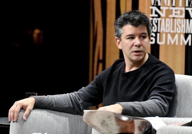 >Uber CEO宣布无限期休假