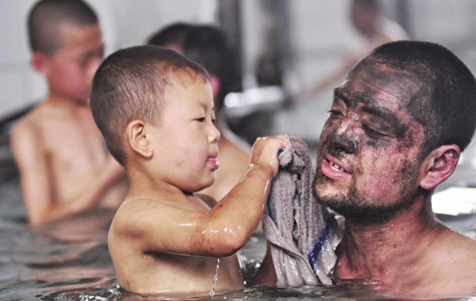 父亲节丨有一种亲情叫父爱如山 - 敬老 - 敬老的博客