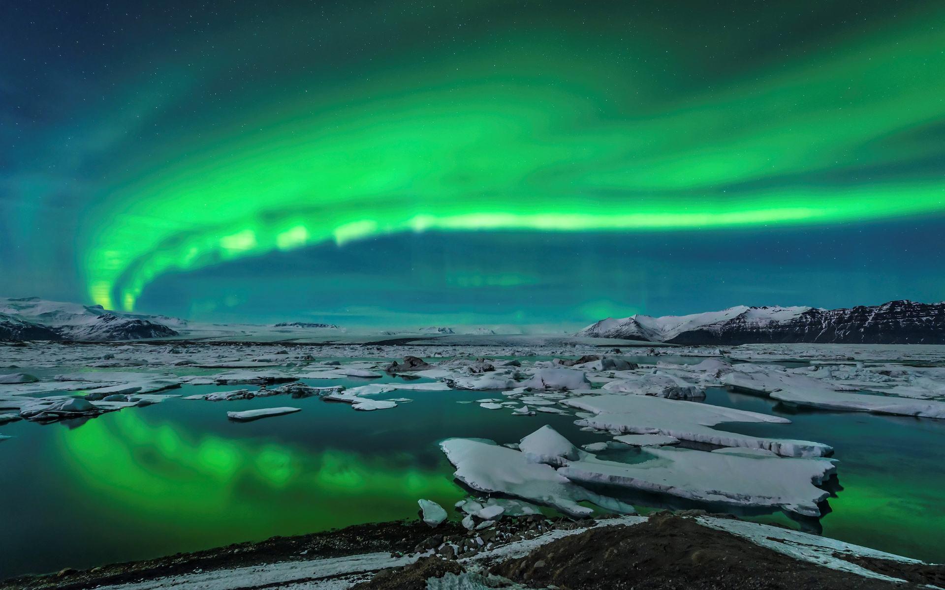 世界尽头的冰岛夏日,体验一场冰与火之歌(下)