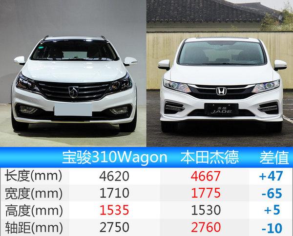 7座旅行车 宝骏310W本月18号新车预售-图1