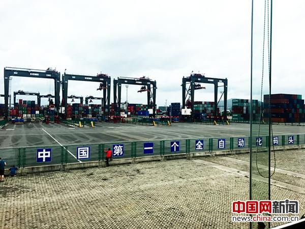 """海上丝绸之路--闽粤桂港口建设引领中国港口进入全""""智""""时代"""