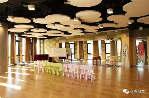 弘高创意代表新作:中国少年儿童科技培训基地