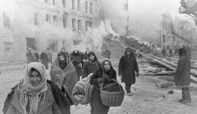 列宁格勒保卫战