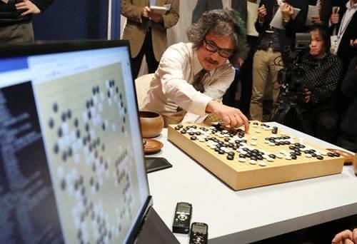 不如AlphaGo 日本AI围棋存Bug遭中国棋手淘汰
