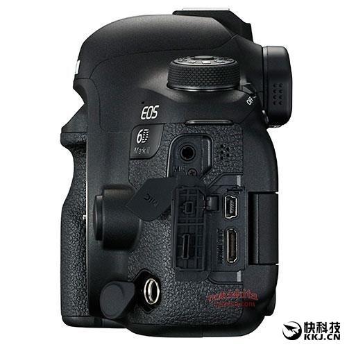 配置超牛佳能EOS 6D Mark II规格全曝光