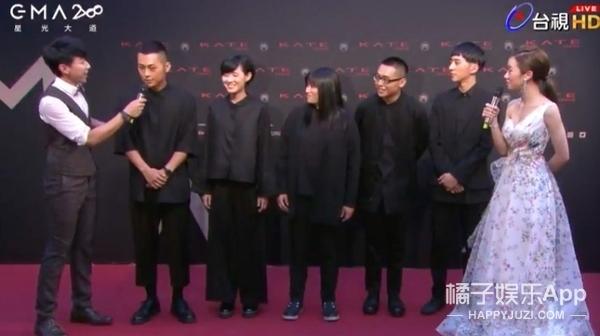 直播台湾金曲奖 | 五月天8项提名领跑,周杰伦林宥嘉争图片