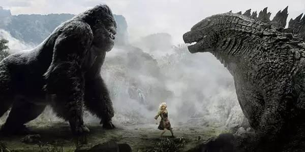 华纳怪兽宇宙:主要电影作品有《金刚:骷髅岛》,《金刚大战哥斯拉》等