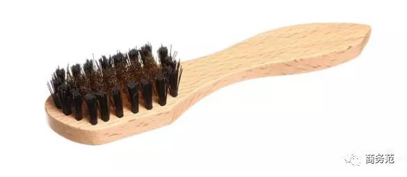 除了牙刷你还用过鞋刷、衣帽刷、发刷、洗澡刷、指甲刷吗?