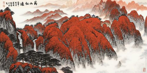中国梦—罗建泉的国画艺术